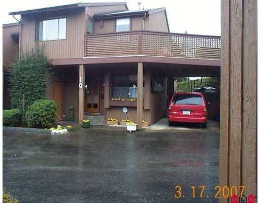"""Main Photo: 10 32917 AMICUS Place in Abbotsford: Central Abbotsford Townhouse for sale in """"Pinegrove"""" : MLS®# F2706644"""