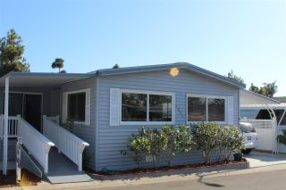 Photo 1: CARLSBAD WEST Manufactured Home for sale : 2 bedrooms : 7255 San Luis #251 in Carlsbad