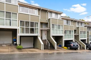 """Main Photo: 8408 KEYSTONE Street in Vancouver: Champlain Heights Townhouse for sale in """"Marine Woods"""" (Vancouver East)  : MLS®# R2626758"""