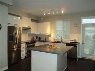 """Photo 7: 98 7938 209TH Street in Langley: Willoughby Heights Townhouse for sale in """"RED MAPLE PARK"""" : MLS®# F1415854"""