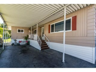 """Photo 3: 34 8254 134 Street in Surrey: Queen Mary Park Surrey Manufactured Home for sale in """"WESTWOOD ESTATES"""" : MLS®# R2586681"""
