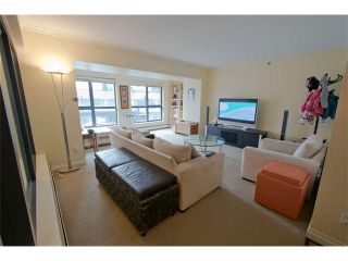 "Photo 2: 301 1177 PACIFIC Boulevard in Vancouver: Yaletown Condo for sale in ""Pacific Point"" (Vancouver West)  : MLS®# V1054200"