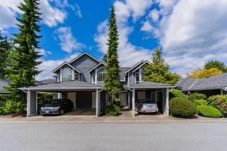 """Main Photo: 1611 AUGUSTA Avenue in Burnaby: Simon Fraser Univer. Townhouse for sale in """"CAMERAY PLACE"""" (Burnaby North)  : MLS®# R2587557"""