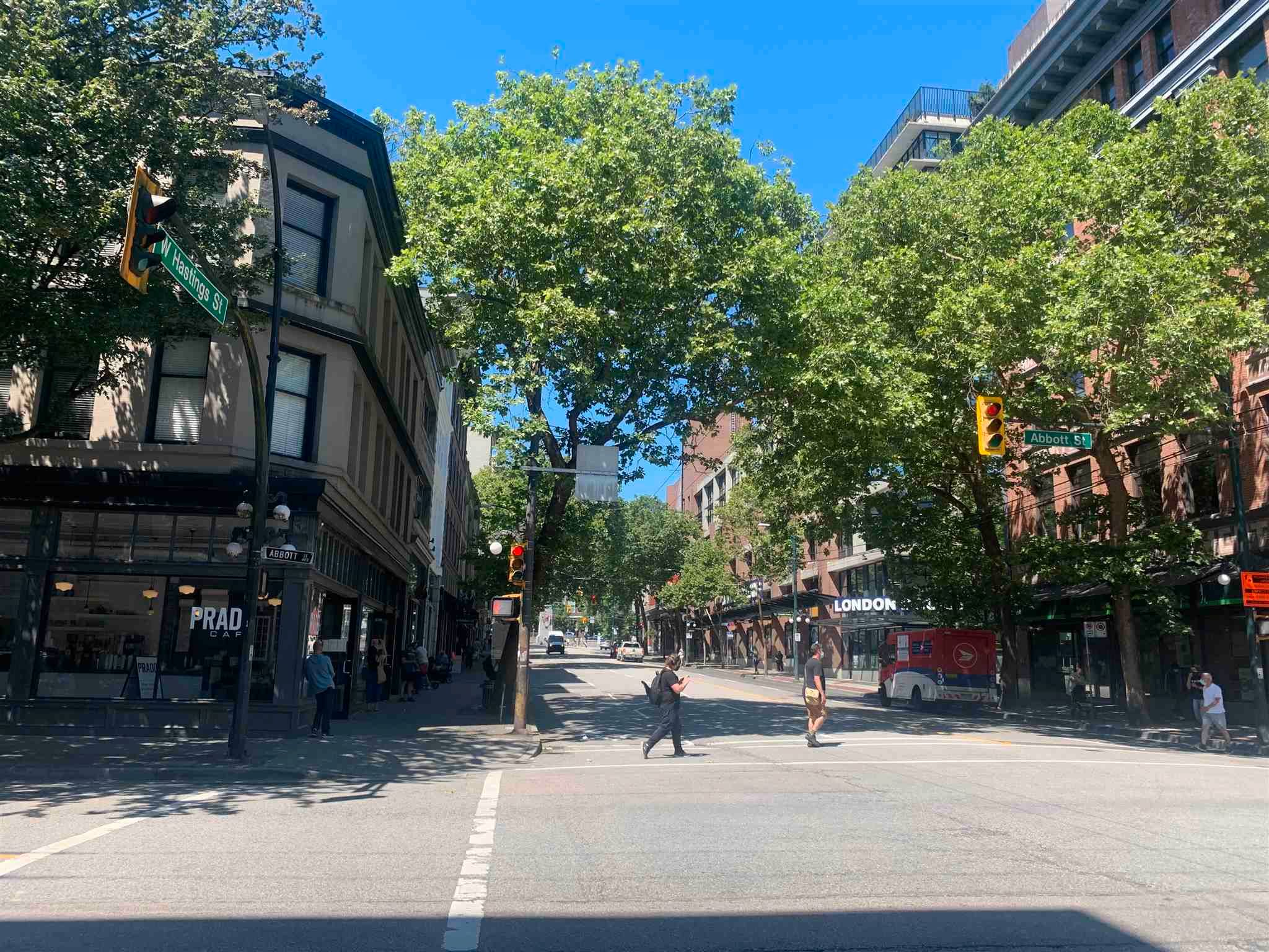 Main Photo: 100 W HASTINGS Street in Vancouver: Downtown VW Business for sale (Vancouver West)  : MLS®# C8039556