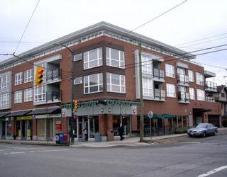 "Photo 2: 405 2008 BAYSWATER Street in Vancouver: Kitsilano Condo for sale in ""THE BLACK SWAN"" (Vancouver West)  : MLS®# V808441"