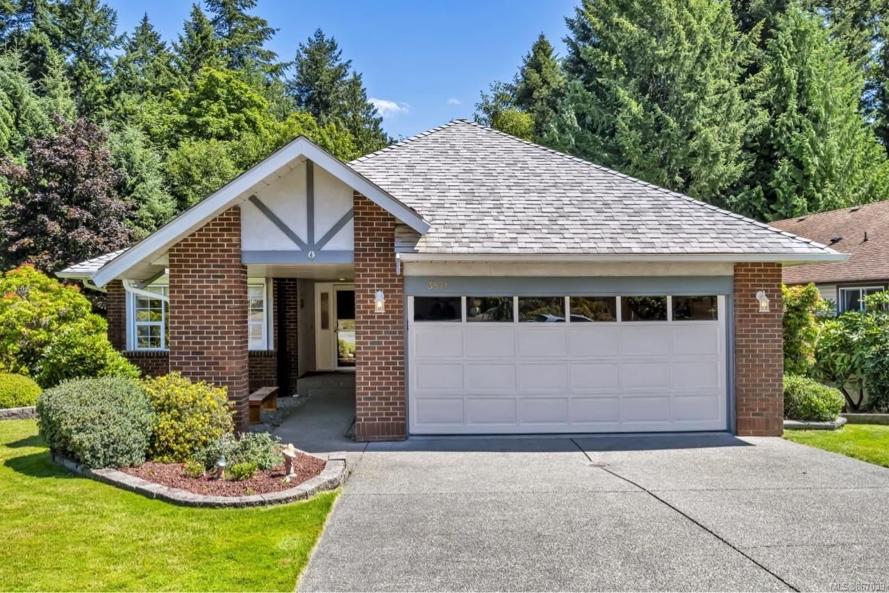 Main Photo: 3571 S Arbutus Dr in : ML Cobble Hill House for sale (Malahat & Area)  : MLS®# 867039