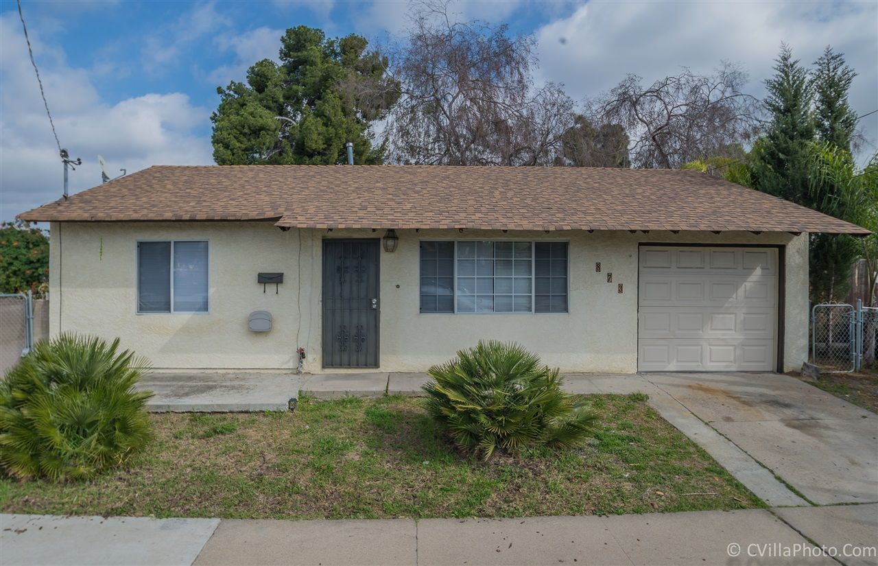 Main Photo: ENCANTO House for sale : 3 bedrooms : 873 Jacumba in San Diego