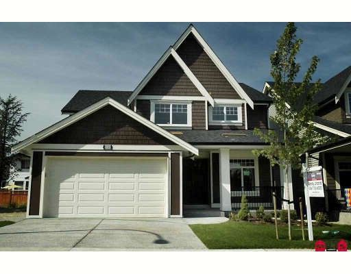 """Main Photo: 21163 81A Avenue in Langley: Willoughby Heights House for sale in """"YORKSON"""" : MLS®# F2913570"""