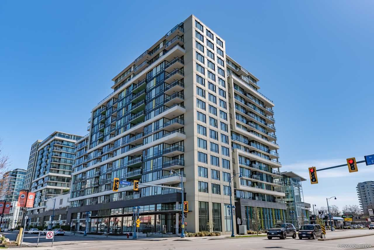 Main Photo: 805 7788 ACKROYD Road in Richmond: Brighouse Condo for sale : MLS®# R2542157