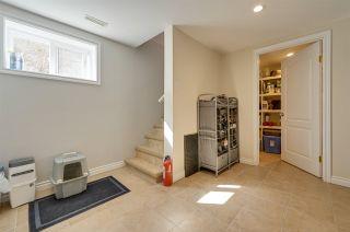 Photo 28: 10907 152 Street in Edmonton: Zone 21 House for sale : MLS®# E4236801