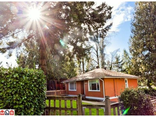 Main Photo: 11089 130A Street in Surrey: Whalley House for sale (North Surrey)  : MLS®# F1204948