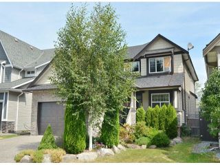 """Photo 1: 20335 98A Avenue in Langley: Walnut Grove House for sale in """"Yorkson Grove"""" : MLS®# F1417743"""