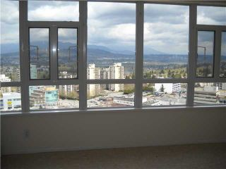 """Photo 4: 2301 6521 BONSOR Avenue in Burnaby: Metrotown Condo for sale in """"SYMPHONY 1"""" (Burnaby South)  : MLS®# V885133"""