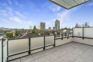 "Photo 3: 16 856 ORWELL Street in North Vancouver: Lynnmour Townhouse for sale in ""CONTINUUM at Nature's Edge"" : MLS®# R2555347"