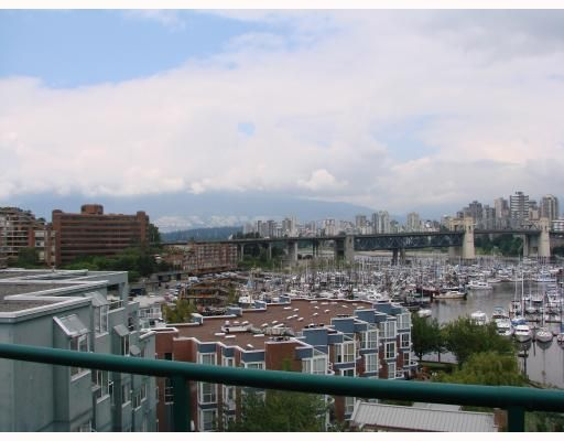 "Main Photo: 756 1515 W 2ND Avenue in Vancouver: False Creek Condo for sale in ""ISLAND COVE"" (Vancouver West)  : MLS®# V681891"
