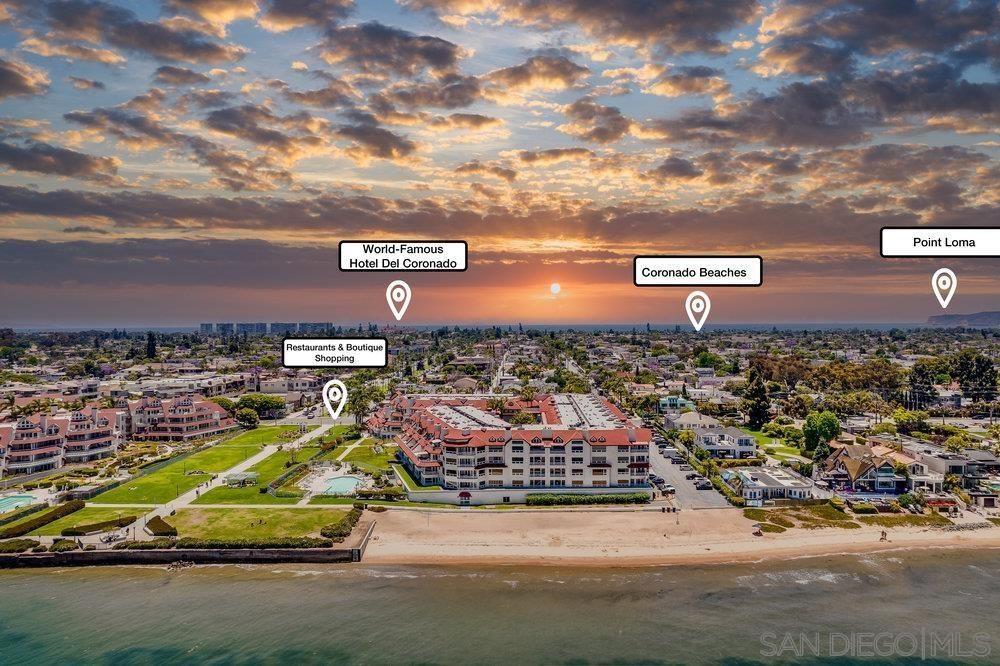 Main Photo: CORONADO VILLAGE Condo for sale : 2 bedrooms : 1099 1st St #320 in Coronado