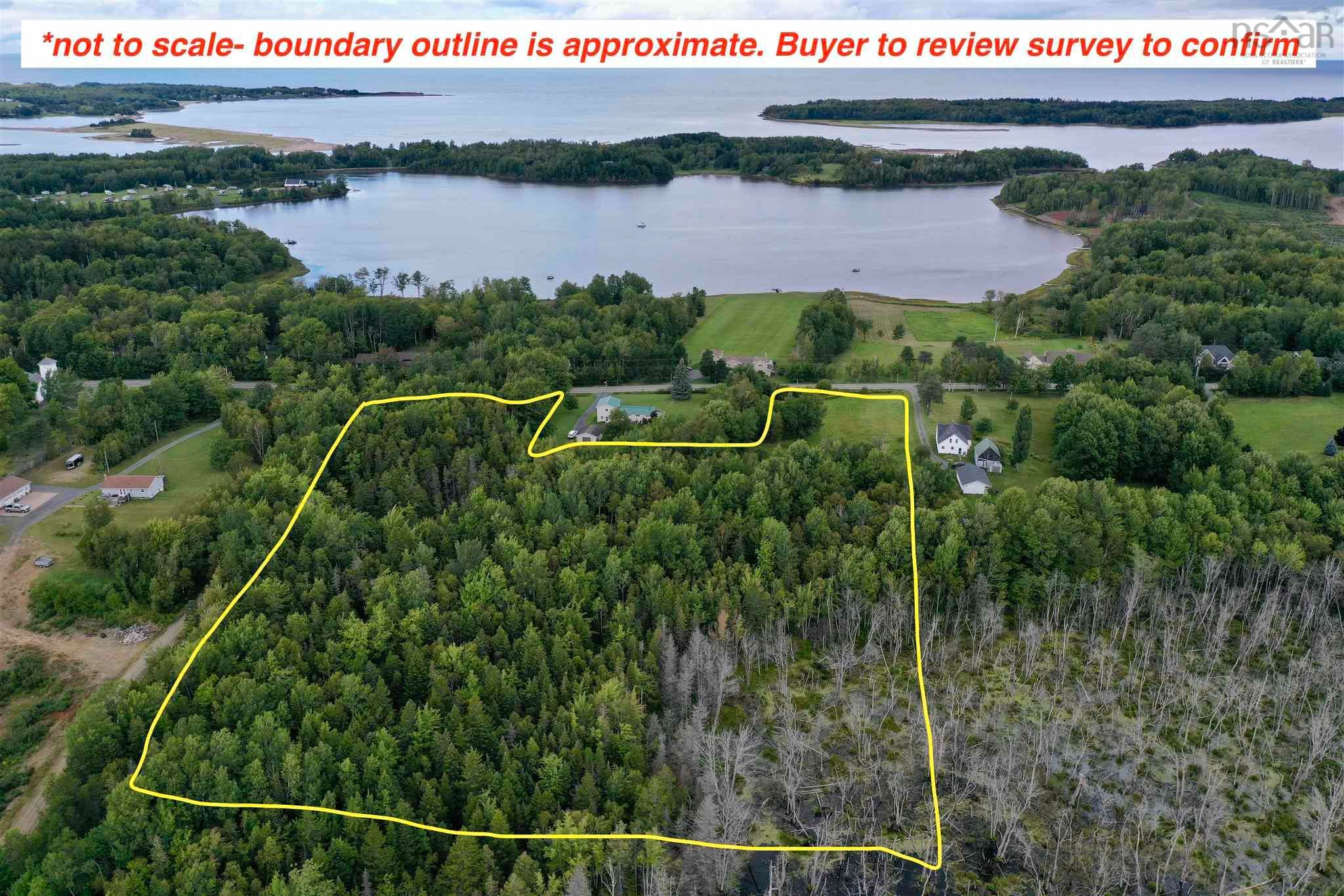 Main Photo: Lot 11-2 Little Harbour Road in Little Harbour: 108-Rural Pictou County Vacant Land for sale (Northern Region)  : MLS®# 202123060