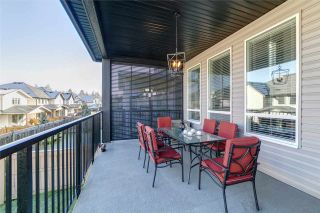 """Photo 18: 20365 83A Avenue in Langley: Willoughby Heights House for sale in """"Willoughby West by Foxridge"""" : MLS®# R2437280"""