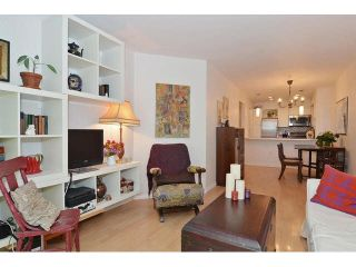 """Photo 3: 106 633 W 16TH Avenue in Vancouver: Fairview VW Condo for sale in """"BIRCHVIEW TERRACE"""" (Vancouver West)  : MLS®# V1125999"""