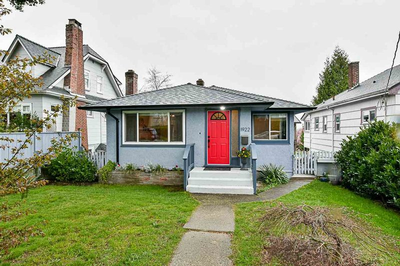 FEATURED LISTING: 1922 EIGHTH Avenue New Westminster