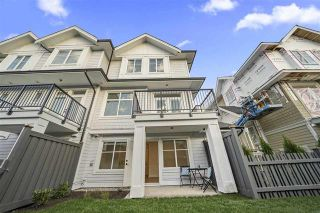 Photo 25: 7 21688 52 Avenue in : Murrayville Townhouse for sale (Langley)  : MLS®# R2525326