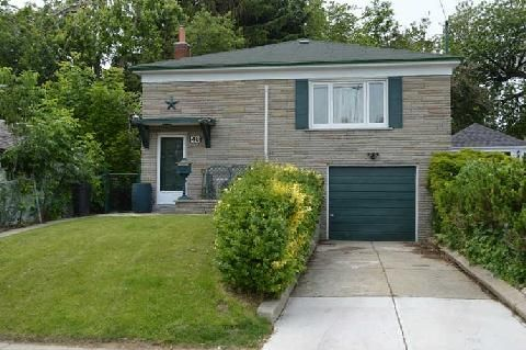 Main Photo: 48 South Woodrow Boulevard in Toronto: Birchcliffe-Cliffside House (Bungalow-Raised) for sale (Toronto E06)  : MLS®# E2953259