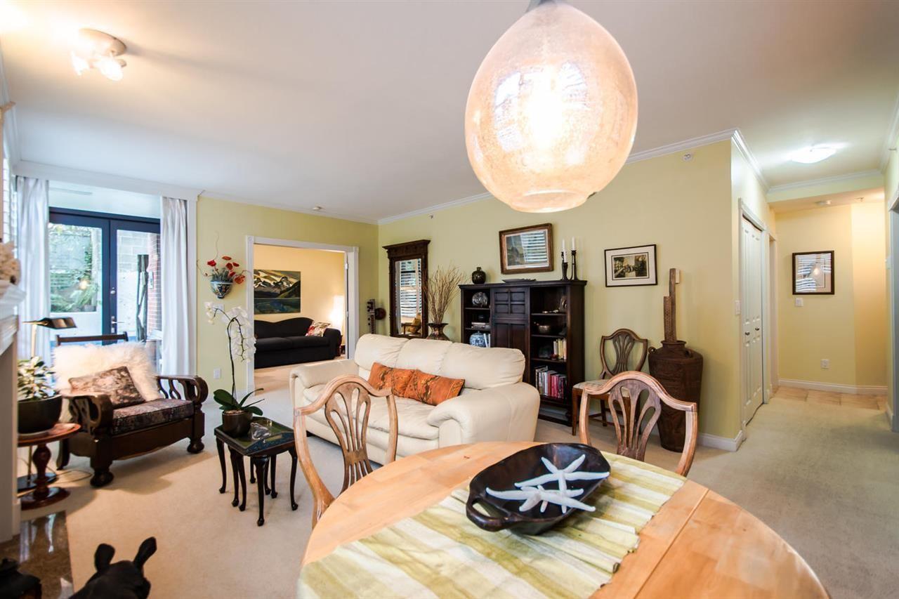 Living Room, towards 2nd Bedroom