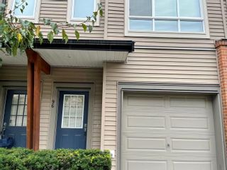 """Photo 1: 96 1125 KENSAL Place in Coquitlam: New Horizons Townhouse for sale in """"KENSAL WALK"""" : MLS®# R2617471"""