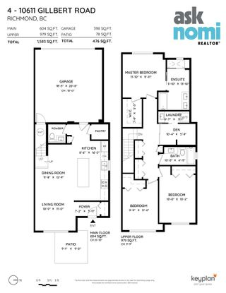 """Photo 30: 4 10611 GILBERT Road in Richmond: Woodwards Townhouse for sale in """"Preston"""" : MLS®# R2591228"""