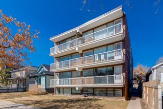 Main Photo: 202 1612 14 Avenue SW in Calgary: Sunalta Apartment for sale : MLS®# A1092382