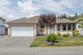 "Photo 1: 44389 ELSIE Place in Chilliwack: Sardis West Vedder Rd House for sale in ""Petersburg"" (Sardis)  : MLS®# R2564238"