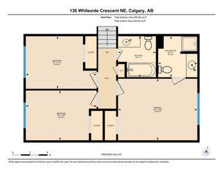 Photo 42: 136 Whiteside Crescent NE in Calgary: Whitehorn Detached for sale : MLS®# A1109601