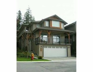Photo 1: 47 1705 Parkway Blvd in Coquitlam: Westwood Plateau House for sale : MLS®# V620982