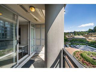 "Photo 13: 508 555 DELESTRE Avenue in Coquitlam: Coquitlam West Condo for sale in ""CORA TOWERS"" : MLS®# R2481157"