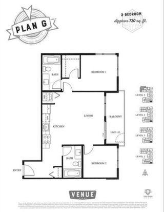 """Photo 15: 324 13768 108 Avenue in Surrey: Whalley Condo for sale in """"VENUE"""" (North Surrey)  : MLS®# R2354573"""
