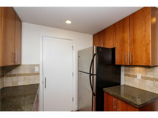 """Photo 6: 1404 1483 W 7TH Avenue in Vancouver: Fairview VW Condo for sale in """"VERONA OF PORTICO"""" (Vancouver West)  : MLS®# V1082596"""