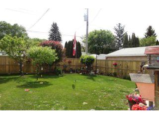 Photo 2: 115 Danbury Bay in WINNIPEG: Westwood / Crestview Residential for sale (West Winnipeg)  : MLS®# 1414116