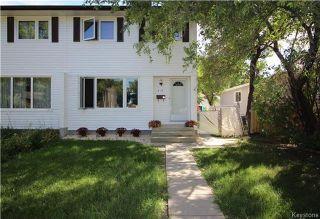 Photo 1: 417 Keenleyside Street in Winnipeg: East Elmwood Residential for sale (3B)  : MLS®# 1722335