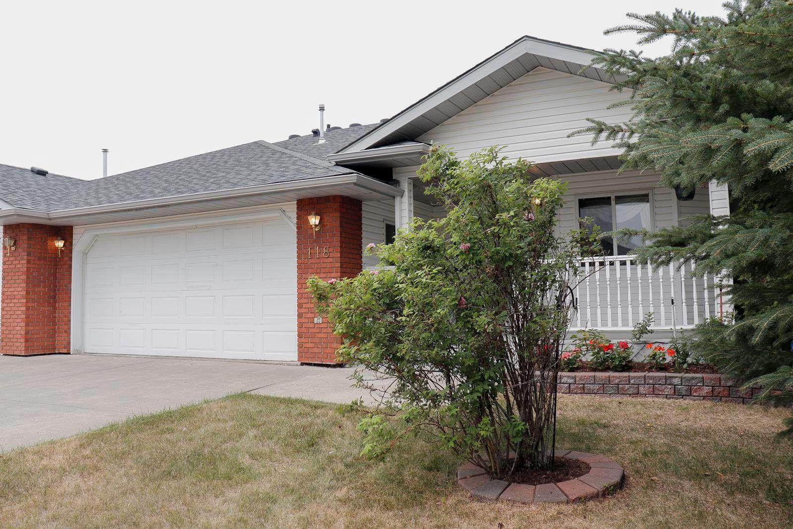 Main Photo: 118 LAKESIDE Place: Leduc House Half Duplex for sale : MLS®# E4255488
