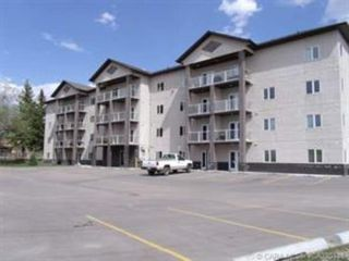 Main Photo: 203 5205 Woodland Road: Innisfail Apartment for sale : MLS®# A1093069
