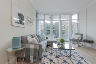 """Photo 7: 410 175 VICTORY SHIP Way in North Vancouver: Lower Lonsdale Condo for sale in """"CASCADE AT THE PIER"""" : MLS®# R2552269"""