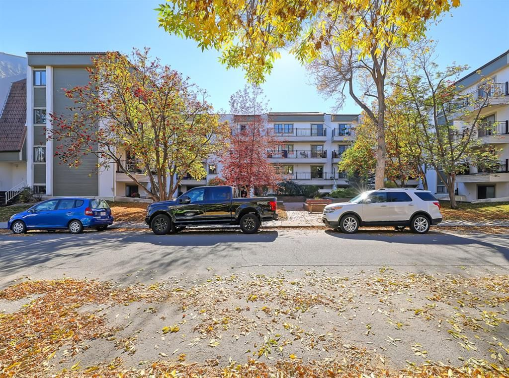 Main Photo: 201 723 57 Avenue SW in Calgary: Windsor Park Apartment for sale : MLS®# A1153229