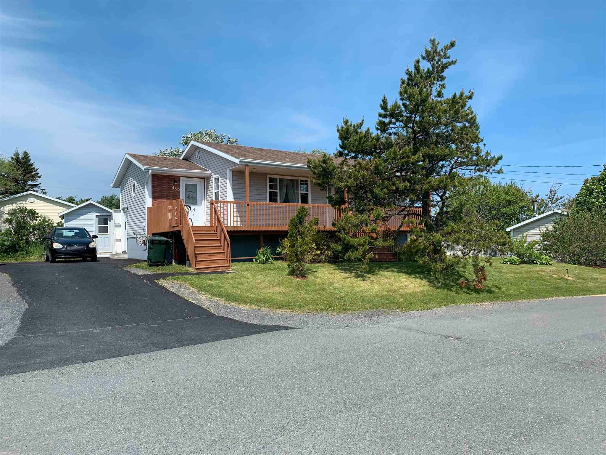 Main Photo: 459 St. Ann Street in New Waterford: 204-New Waterford Residential for sale (Cape Breton)  : MLS®# 202114422
