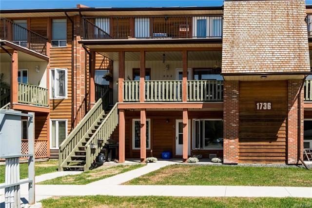 Main Photo: 202 1736 Henderson Highway in Winnipeg: North Kildonan Condominium for sale (3G)  : MLS®# 1812365