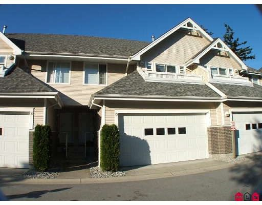 "Main Photo: 9 13918 58TH Avenue in Surrey: Panorama Ridge Townhouse for sale in ""ALDER PARK"" : MLS®# F2914676"