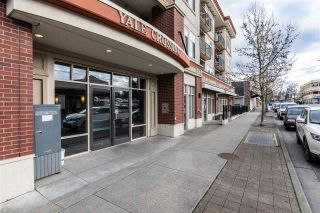 """Photo 1: 106 2632 PAULINE Street in Abbotsford: Central Abbotsford Condo for sale in """"YALE CROSSING"""" : MLS®# R2562294"""