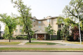 Photo 1: 403 380 Wellington Crescent in Winnipeg: Crescentwood Condominium for sale (1C)  : MLS®# 202120473