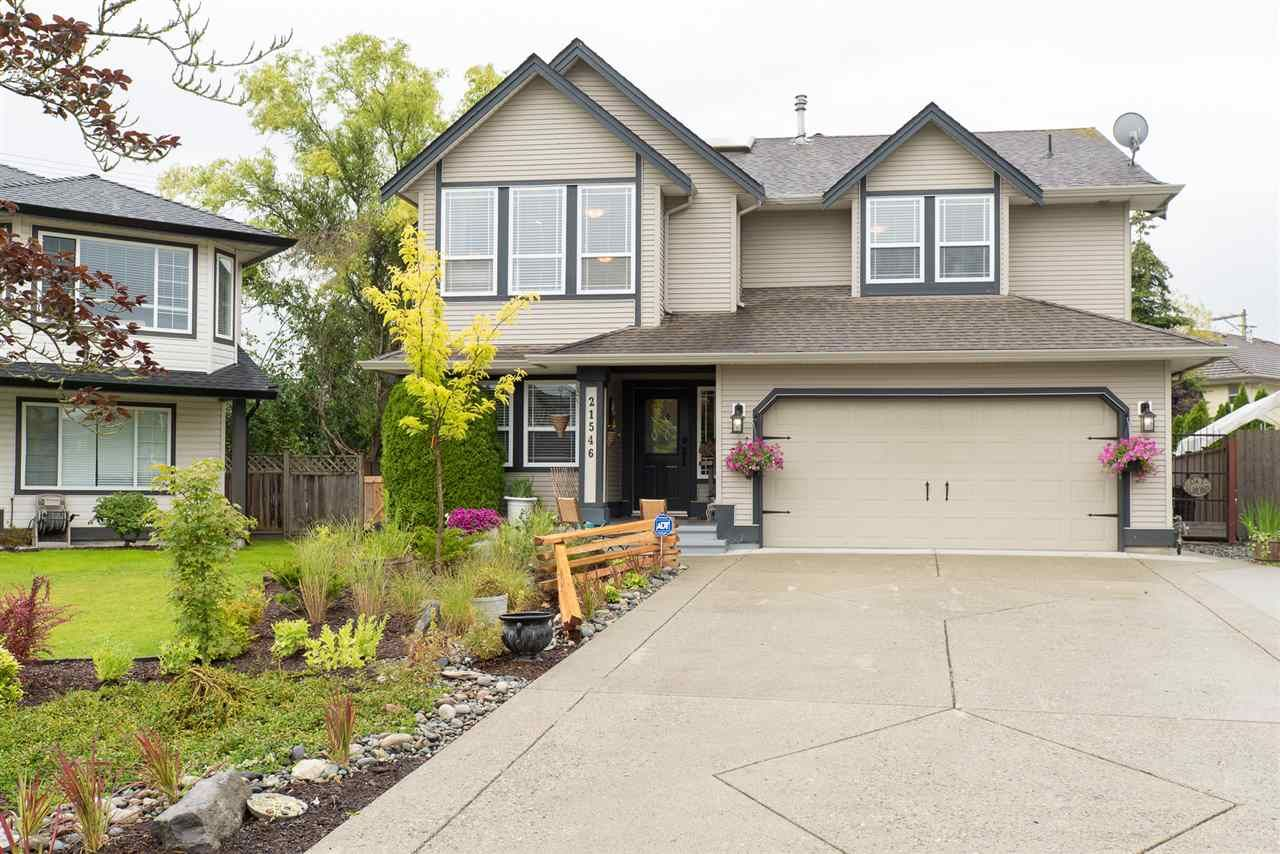 """Main Photo: 21546 50A Avenue in Langley: Murrayville House for sale in """"Murrayville"""" : MLS®# R2087207"""