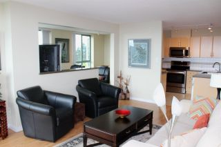 """Photo 5: 1104 6659 SOUTHOAKS Crescent in Burnaby: Highgate Condo  in """"GEMINI 2"""" (Burnaby South)  : MLS®# R2582918"""