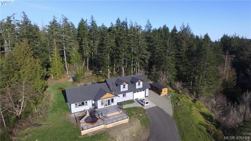 Main Photo: 7828 Dalrae Pl in SOOKE: Sk Kemp Lake House for sale (Sooke)  : MLS®# 805146